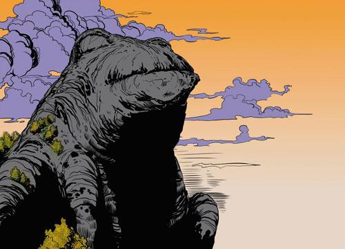 Фото №10 - Подземный мамонт и еще 7 загадочных существ, в которых верят криптозоологи