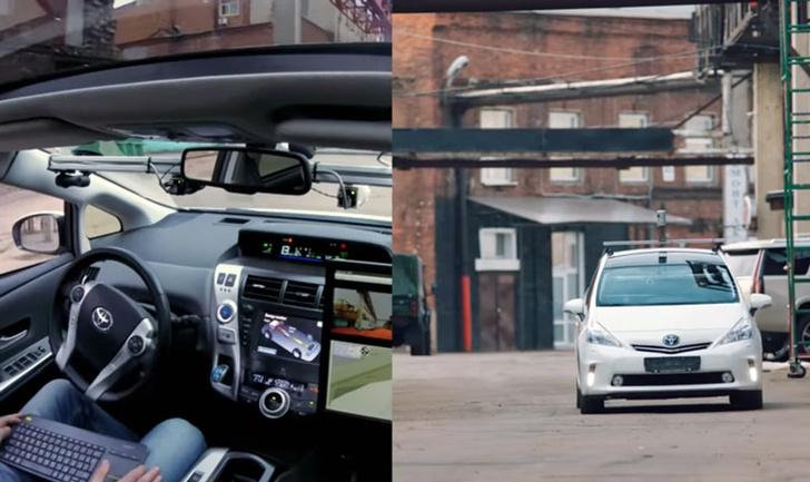 Фото №2 - Яндекс.Такси испытывает собственный беспилотный автомобиль