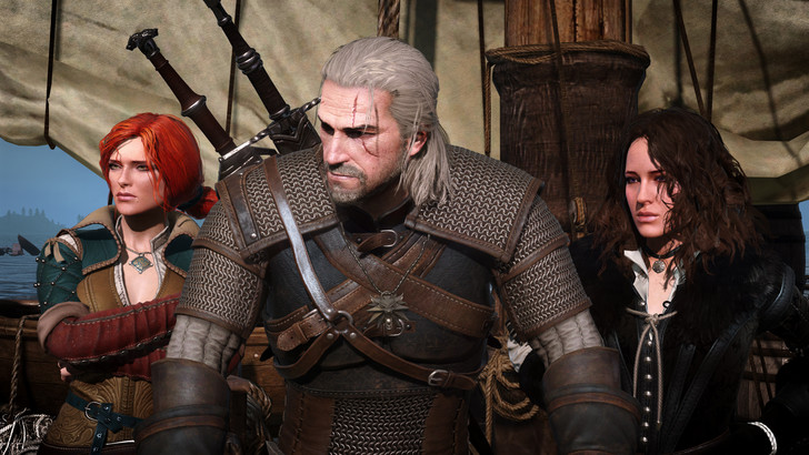 Фото №1 - 20 фактов о грядущей игре The Witcher 3: Wild Hunt