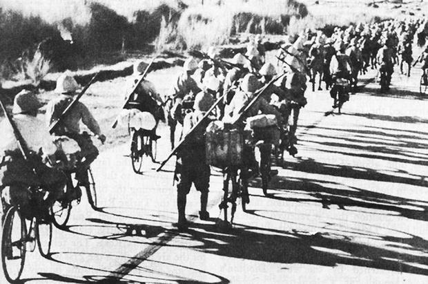 Фото №30 - Непридуманная история велосипедных войск