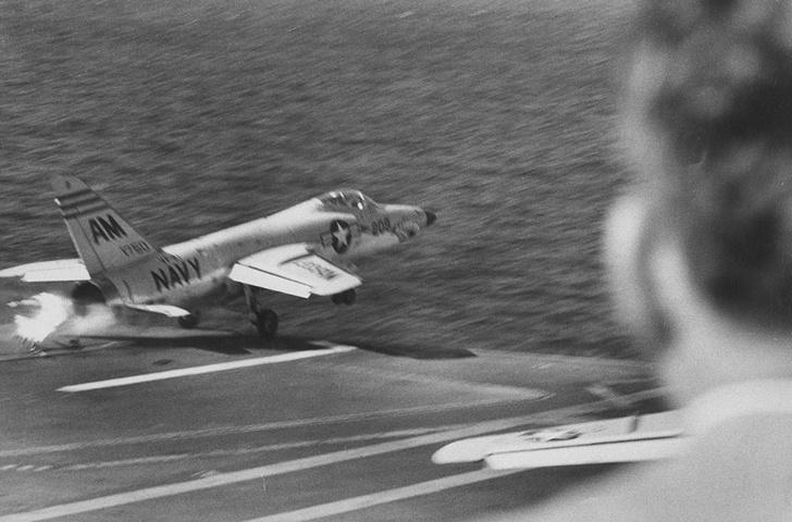 Фото №4 - Истребитель сбивает сам себя, и другие странные случаи гибели истребителей
