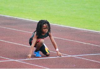 Познакомься с самым быстрым ребенком в мире (сверхзвуковое видео)