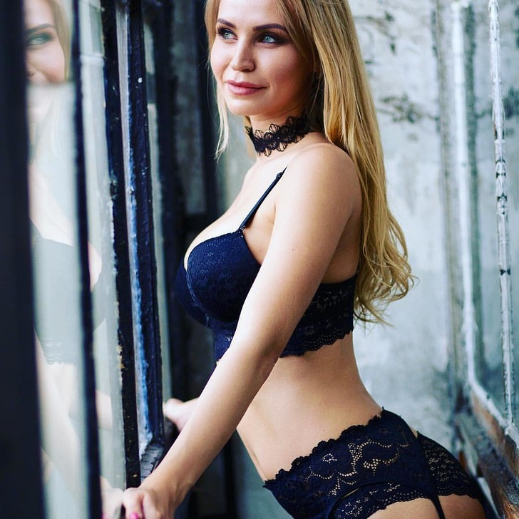Марина Трамова