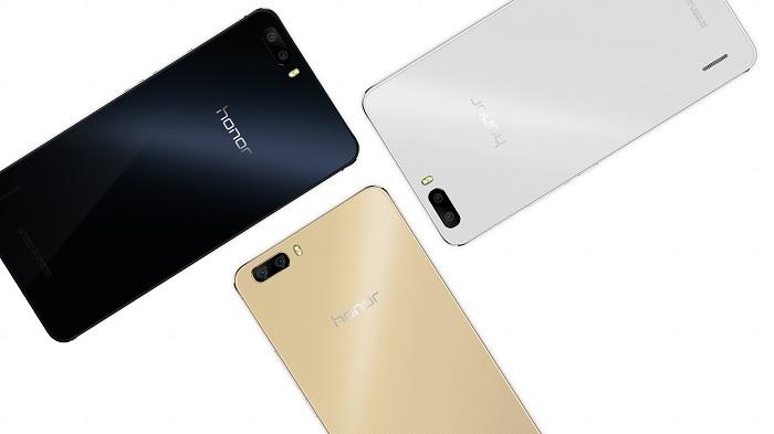 Смартфоны Huawei Honor 6 Plus