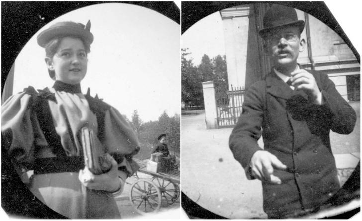 Фото №1 - 25 кадров, снятых скрытой камерой на улицах конца XIX века