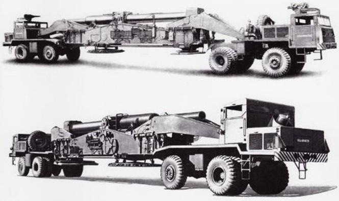 «Атомная Энни»: пушка, которая стреляла ядерными снарядами