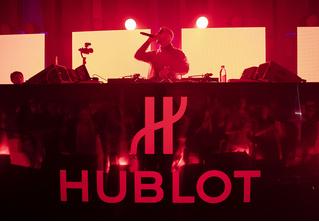 Футбол и музыка — все в гости к Hublot