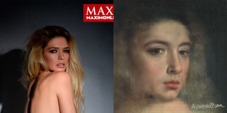 Фото №2 - AI Portraits — новый сервис, который превращает фото в портрет эпохи Возрождения