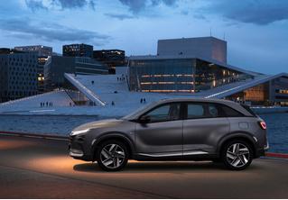 В Корее водорожденная: новинка Hyundai, которой под силу изменить мир