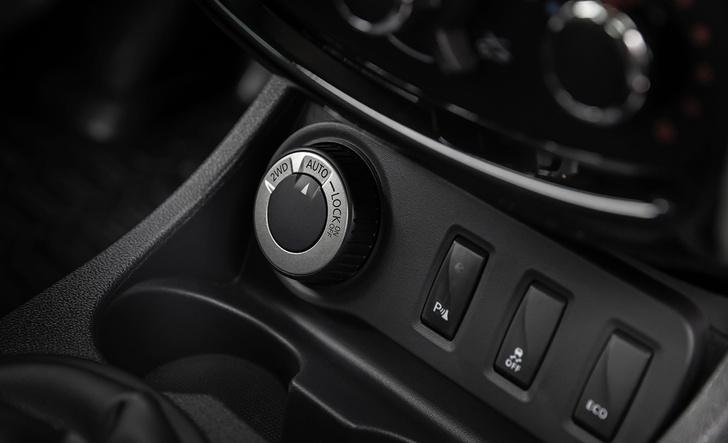 Фото №4 - Угловыпрямитель: знакомься с Nissan Terrano