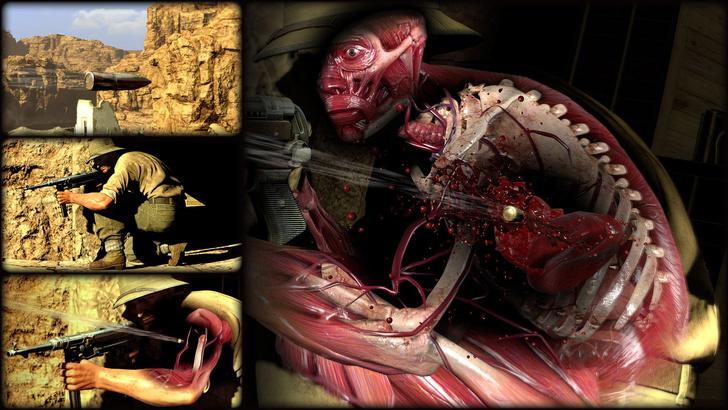 Фото №4 - 5 веских причин играть в Sniper Elite III и убить там всех фашистов