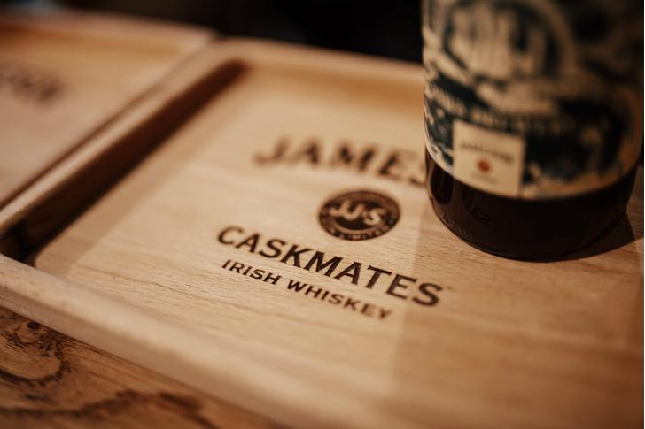 Крафтовая коллаборация Jameson & Jaws