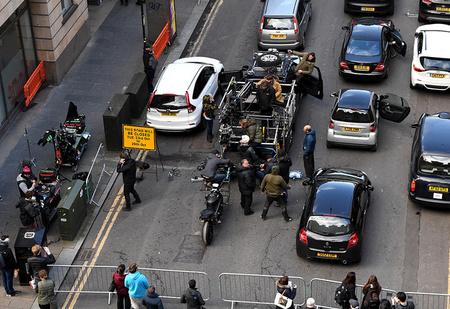 В Глазго сотни водителей получили штрафы из-за фильма с Джейсоном Стейтемом