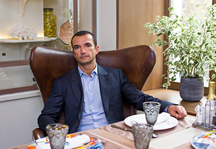 Фото №1 - Интервью с успешным бизнесменом: Президент ресторанного холдинга Bulldozer Group Александр Орлов