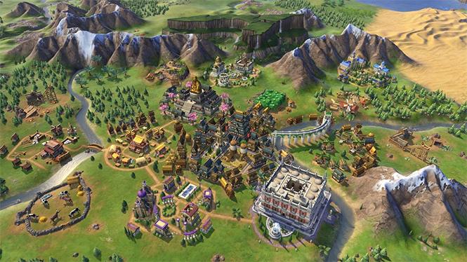 Фото №3 - «Цивилизация-6»: анонсировано первое дополнение!