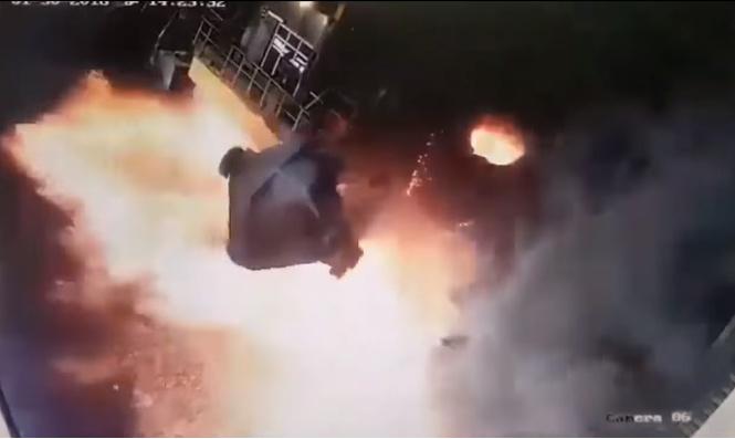 Авария на заводе: раскаленная сталь вырвалась на свободу — страшное и красивое ВИДЕО
