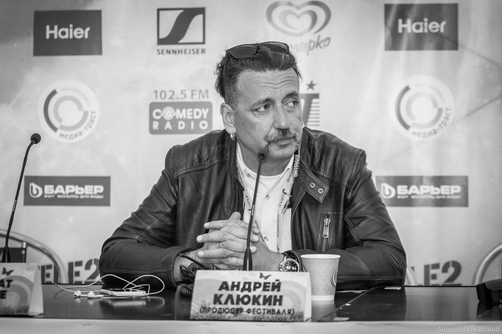 Фото №2 - Андрей Клюкин: «Мы не предлагаем зрителям пережить наш фестиваль, мы предлагаем получить удовольствие»