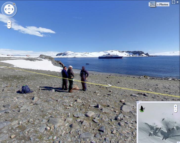 Фото №3 - По улицам Антарктики