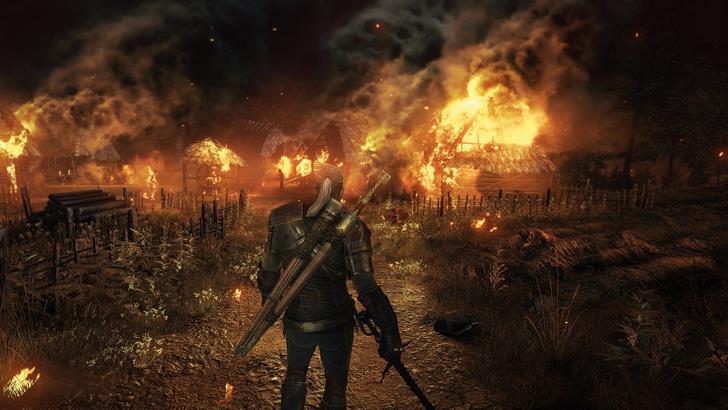 Фото №3 - Разорви меня дракон! 6 оправданий для эскапизма в новую игру «Ведьмак 3: Дикая Охота»