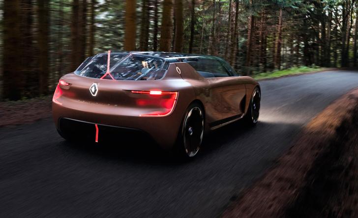 Фото №2 - Renault делает автомобиль будущего частью умного дома