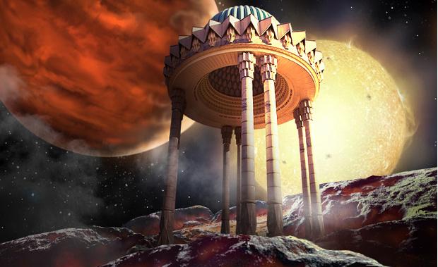 Фото №6 - Советские постройки на других планетах