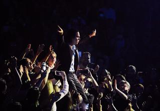 Nick Cave и его грандиозное шоу в России!