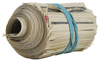 За последние 10 лет оборот наличных денег только увеличился