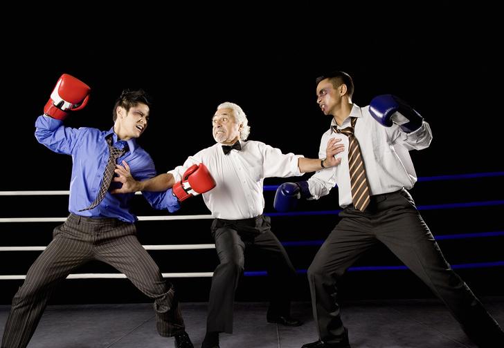 Фото №1 - Как помирить ссорящихся: что делать всегда и что не делать никогда