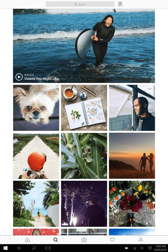 Фото в «Инстаграм» наконец можно добавлять с компьютера!