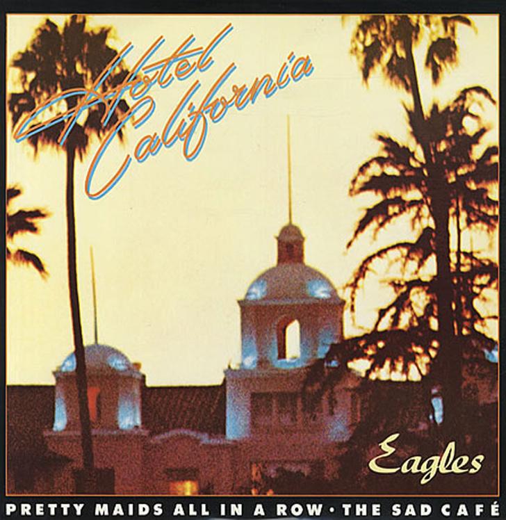Фото №1 - Глупости перевода: Hotel California