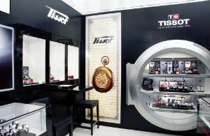 Фото №1 - Tissot  - из Швейцарии в ГУМ