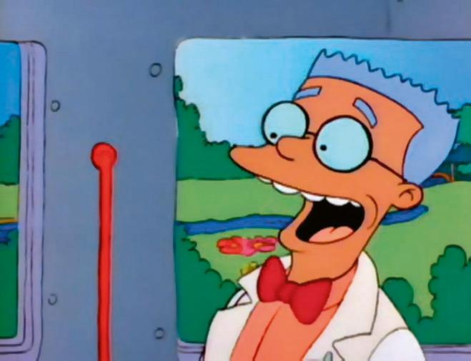 Фото №19 - Жития смешных: 93 факта о«Симпсонах», которые мало кто знает