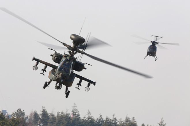 McDonnell Douglas AH-64D Apache Longbow, США