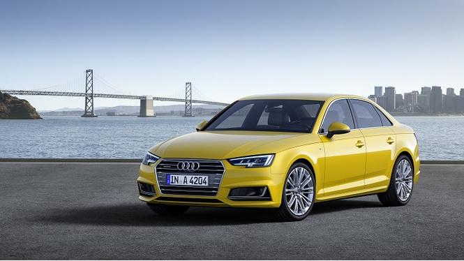 Такая разная, новая Audi