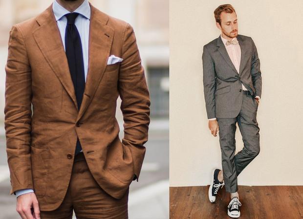 Фото №3 - 100 самых честных правил мужского гардероба! Часть 2: костюм, брюки, джинсы