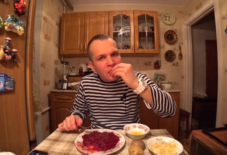 Фото №1 - Смертельный номер! Москвич пробует прожить 11 дней на 350 рублей! (душераздирающая ВИДЕОхроника)