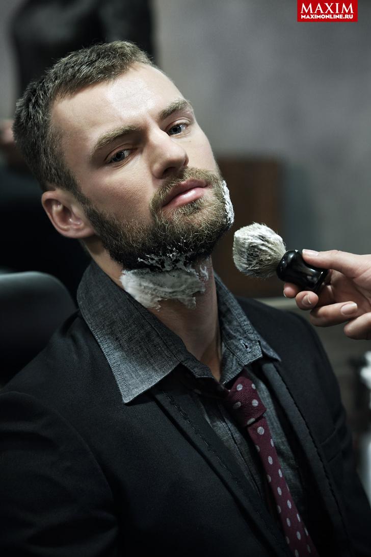 Пиджак Dior Homme, рубашка Philipp Plein, галстук Boggi