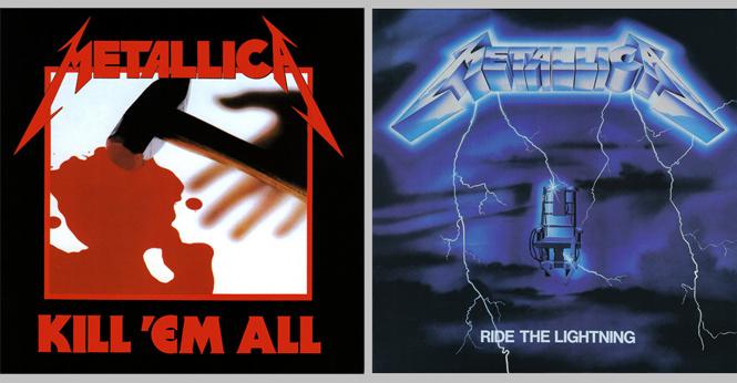 Новые ремастеры Metallica!