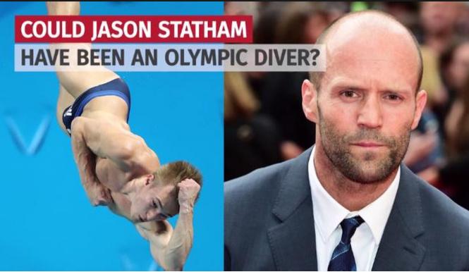 Каким прыгуном в воду был Джейсон Стейтем? Наше расследование