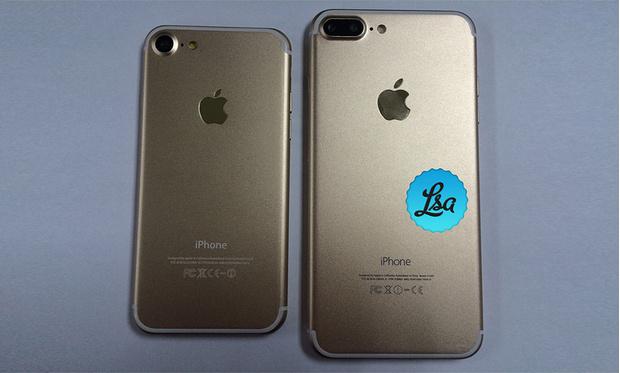 Предополагамое фото iPhone 7