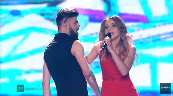 Фото №16 - «Евровидение — 2017»: прямая текстовая трансляция от MAXIM