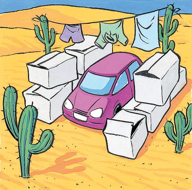 Фото №4 - Еще один нетривиальный способ знакомства: помощь с парковкой