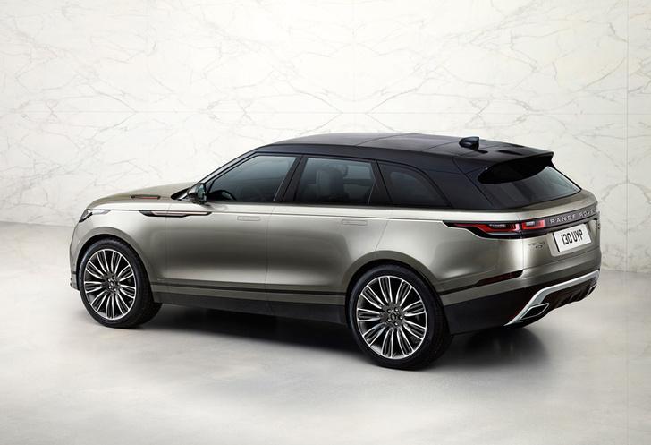 Фото №3 - Все без ума от Range Rover Velar