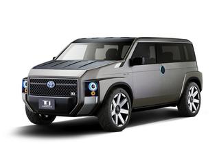 Toyota Tj Cruiser: о такой «буханке» мечтал еще твой дед