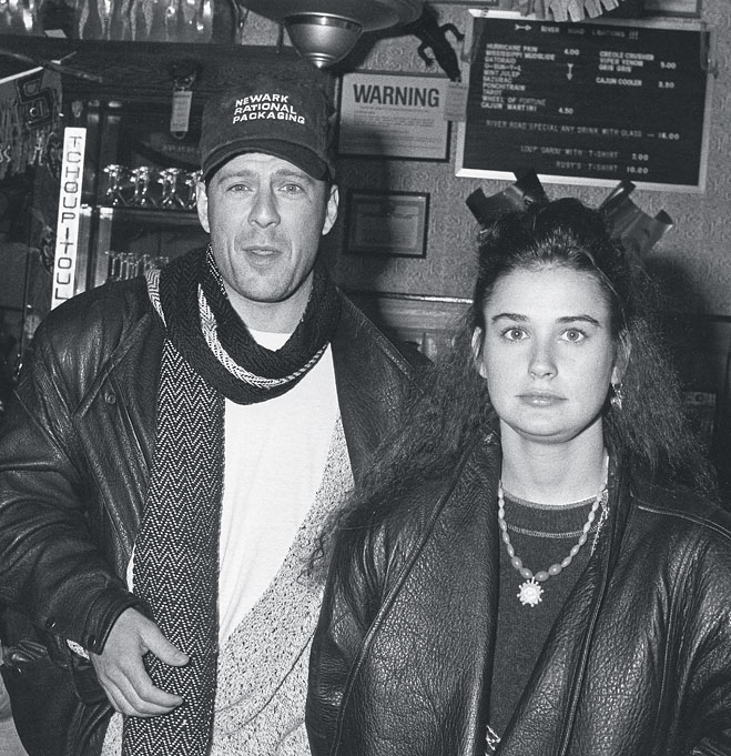 День Святого Валентина с Деми Мур, 1988