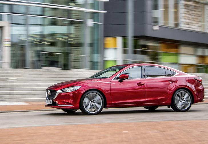 Фото №1 - Турбо-вкладыш: Mazda 6