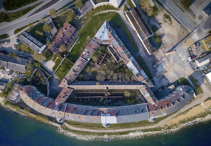Фото №7 - Еще 5 живописных заброшенных сооружений