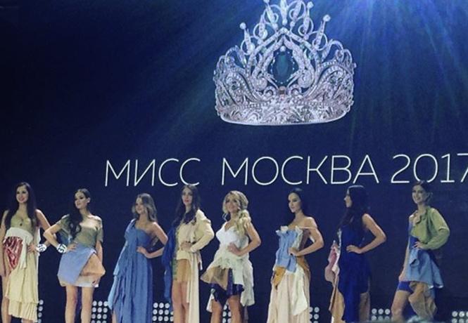 Знакомься: «Мисс Москва — 2017»! Елизавета Лопатина!