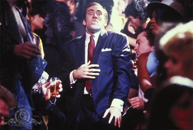 Поцелуй вампира, 1988