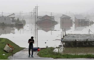Последствия урагана в Японии (невеселая ГАЛЕРЕЯ)
